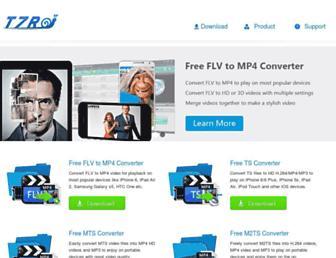 free-videoconverter.net screenshot