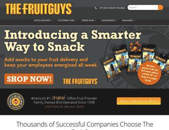 fruitguys.com screenshot