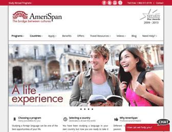 Thumbshot of Amerispan.com
