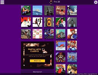 friv26.com screenshot