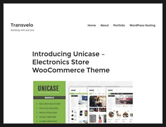 Thumbshot of Transvelo.com