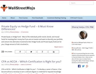 wallstreetmojo.com screenshot