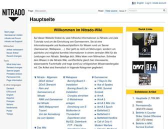wiki.nitrado.net screenshot