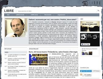 Thumbshot of Libreidee.org