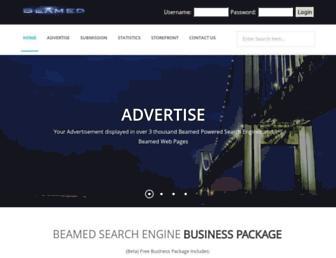 Thumbshot of Beamed.com