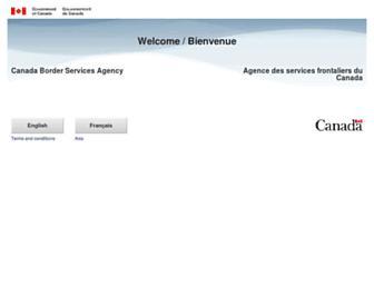 cbsa-asfc.gc.ca screenshot