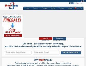 Thumbshot of Meetcheap.com