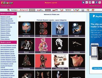 fillster.com screenshot