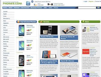 phones.com screenshot