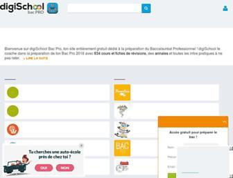 Thumbshot of Bac-pro.net