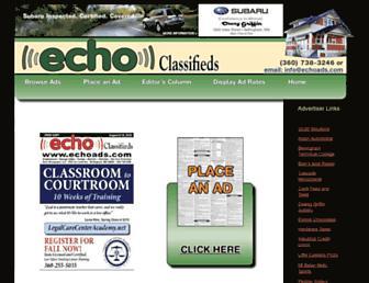 Thumbshot of Echoads.com