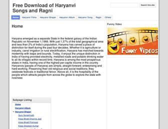haryanvigeet.exceluserclub.com screenshot