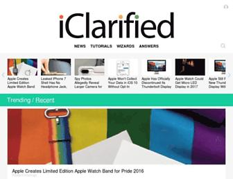 Thumbshot of Iclarified.com