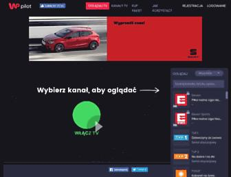 pilot.wp.pl screenshot