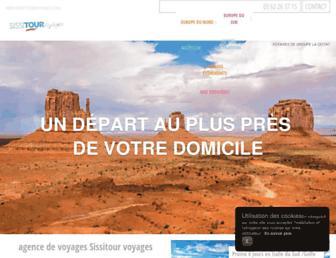 sissitourvoyages.com screenshot