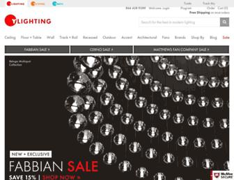 ylighting.com screenshot