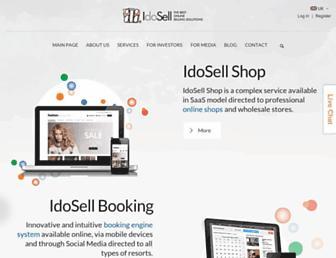 Thumbshot of Idosell.com