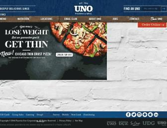 Thumbshot of Unos.com