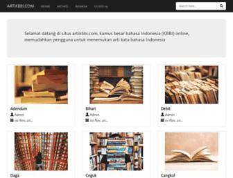 artikbbi.com screenshot