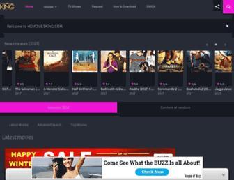 hdmoviesking.com screenshot