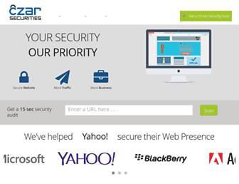 Thumbshot of Czarsecurities.com