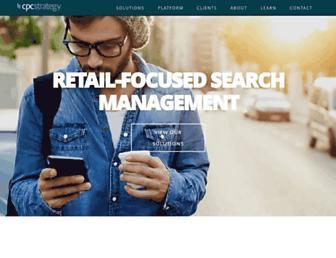 cpcstrategy.com screenshot