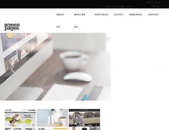 Thumbshot of Screenpages.com