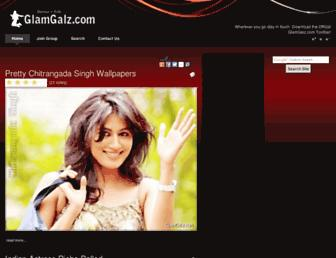 Thumbshot of Glamgalz.com