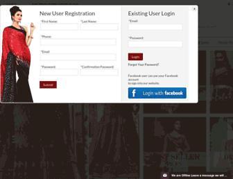 Thumbshot of Sareespalace.com