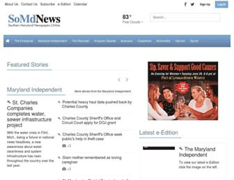 Thumbshot of Somdnews.com