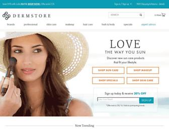 Thumbshot of Dermstore.com
