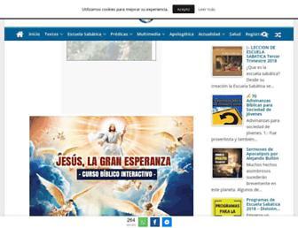 recursos-biblicos.com screenshot