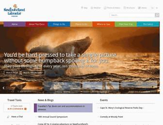 newfoundlandlabrador.com screenshot