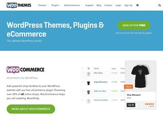Thumbshot of Woothemes.com