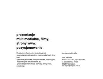 Thumbshot of Kompann.waw.pl