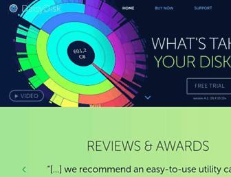 daisydiskapp.com screenshot