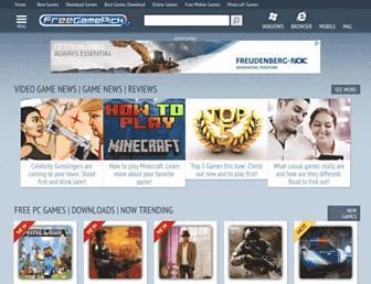 Thumbshot of Freegamepick.net