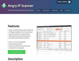angryip.org screenshot
