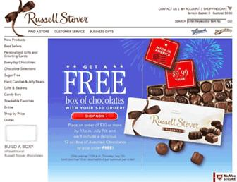 Thumbshot of Russellstover.com