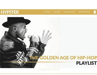 new.hypster.com screenshot