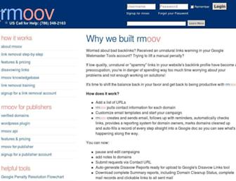 Thumbshot of Rmoov.com