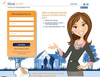 Thumbshot of Igive.com