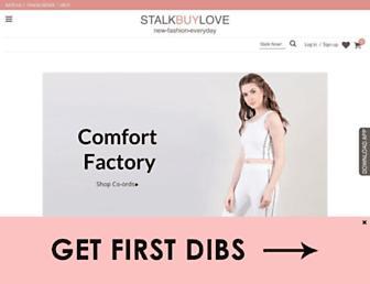 Thumbshot of Stalkbuylove.com