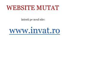 Main page screenshot of cartidownload.ro