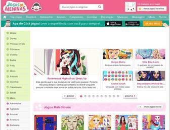jogosdemeninas.com.br screenshot