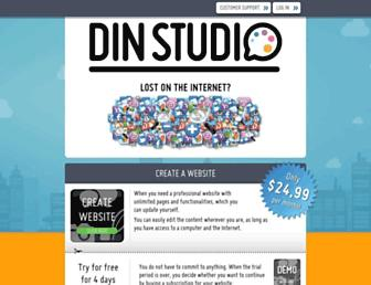 Thumbshot of Dinstudio.com