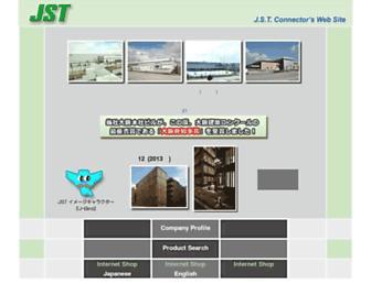 jst-mfg.com screenshot