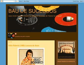 bau-desucessos.blogspot.com screenshot