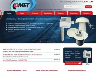 cometsystem.com screenshot