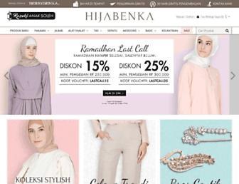 Thumbshot of Hijabenka.com